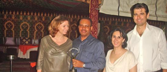 MTI reçoit le Sage d'Or 2012